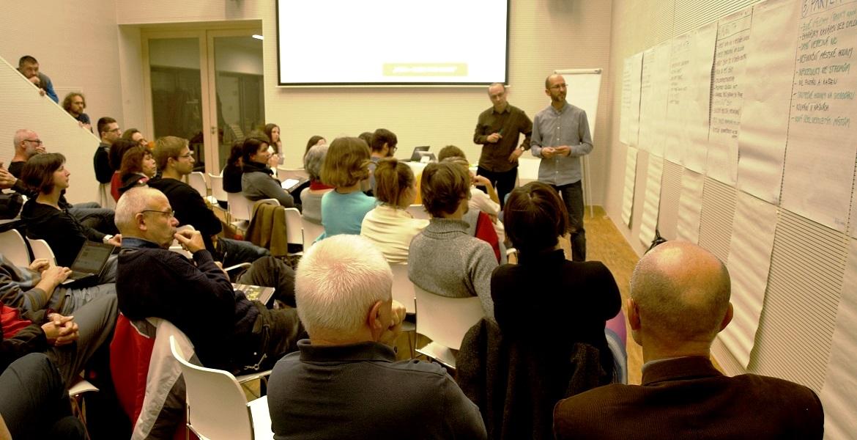 Facilitace - metody práce s malými skupinami